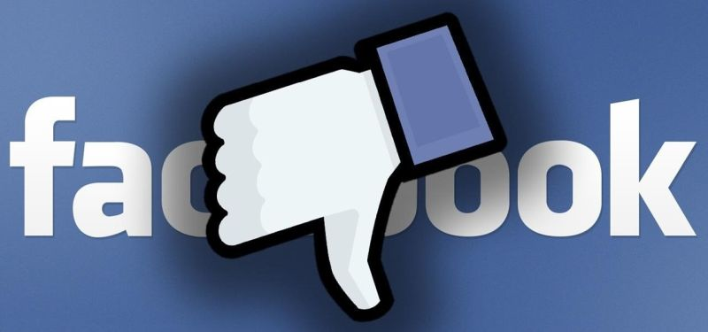 Facebook down 11.03.2020